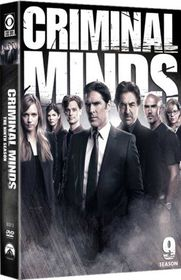 Criminal Minds Season 9 (DVD)