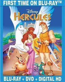 Hercules (Region A Import Blu-ray)