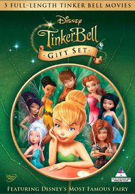 Tinkerbell 1-5 Box Set  (DVD)