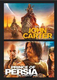 John Carter & The Prince Of Persia Box Set (DVD)