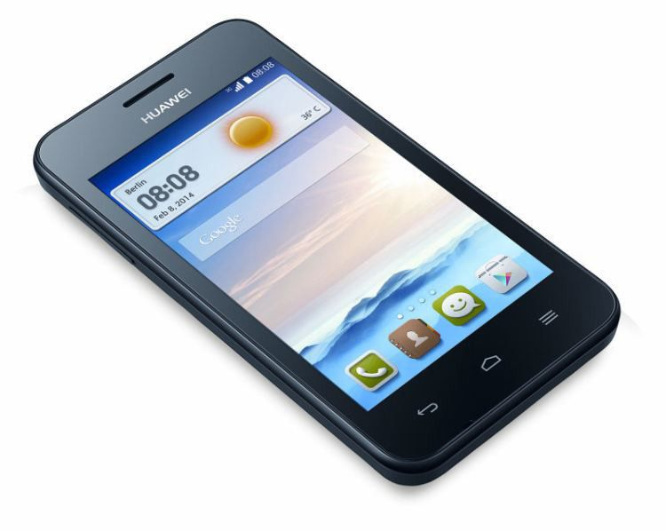 Huawei Ascend Y330 4GB 3G - Black. Loading zoom