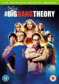 Big Bang Theory Season 7 (Import DVD)