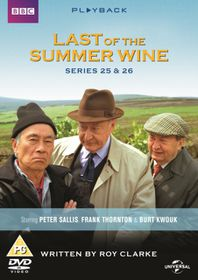 Last of the Summer Wine: The Complete Series 25 and 26 (Import DVD)