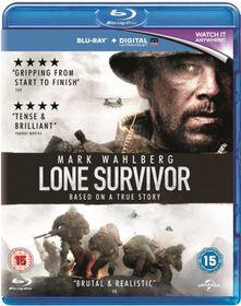 Lone Survivor (Import Blu-ray)