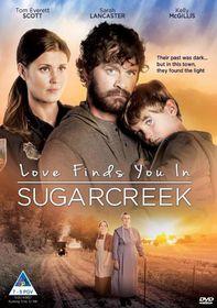 Love Finds You At Sugar Creek (DVD)