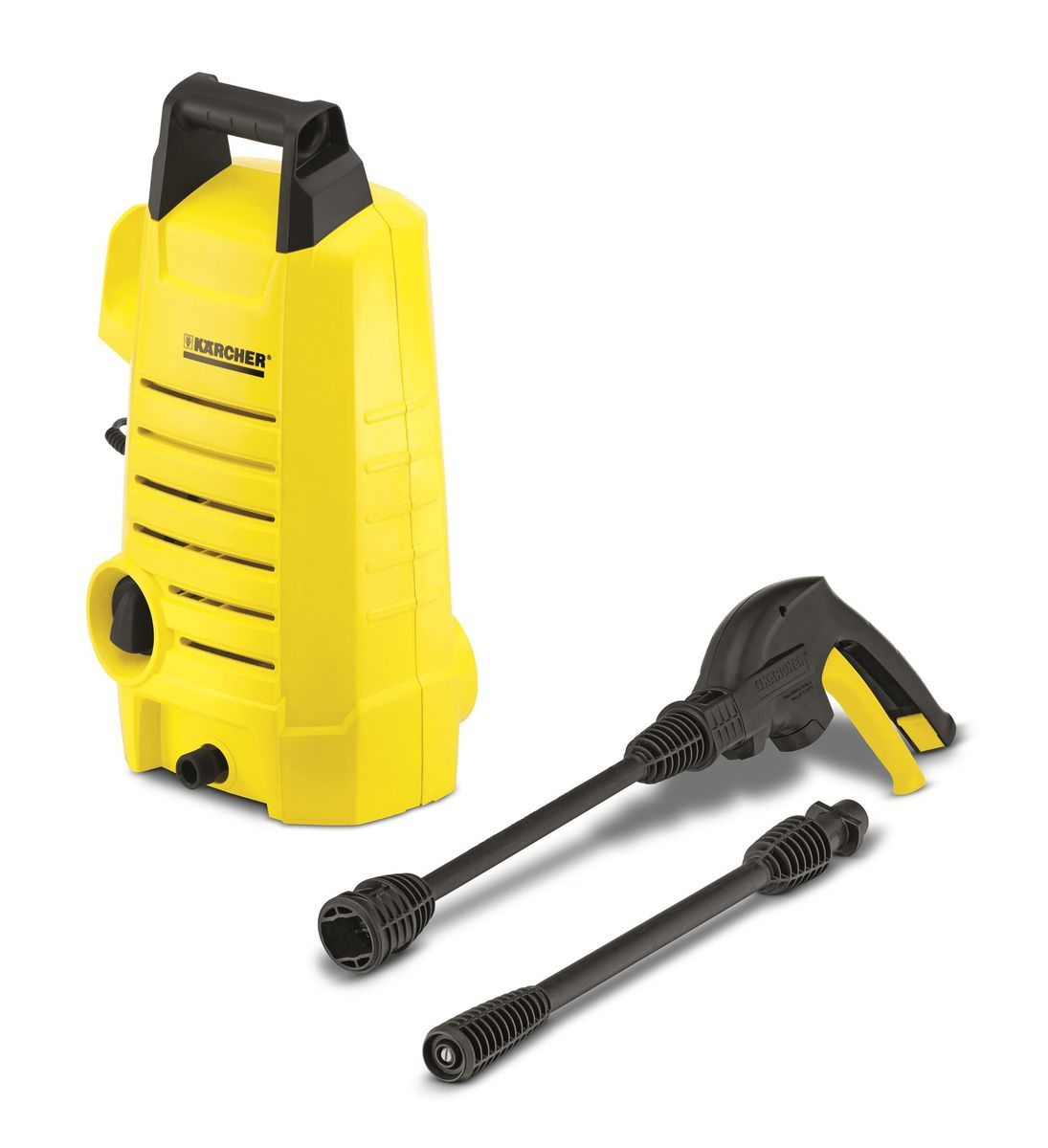 karcher k high pressure cleaner