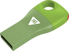 Emtec D300 Car Key USB 2.0 Flash Drive 16GB - Green