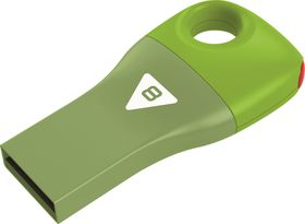 Emtec D300 Car Key USB 2.0 Flash Drive 8GB - Green