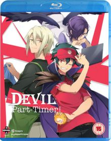The Devil is a Part-timer: Complete Collection (Import Blu-ray)