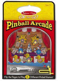 Melissa & Doug Pinball Arcade