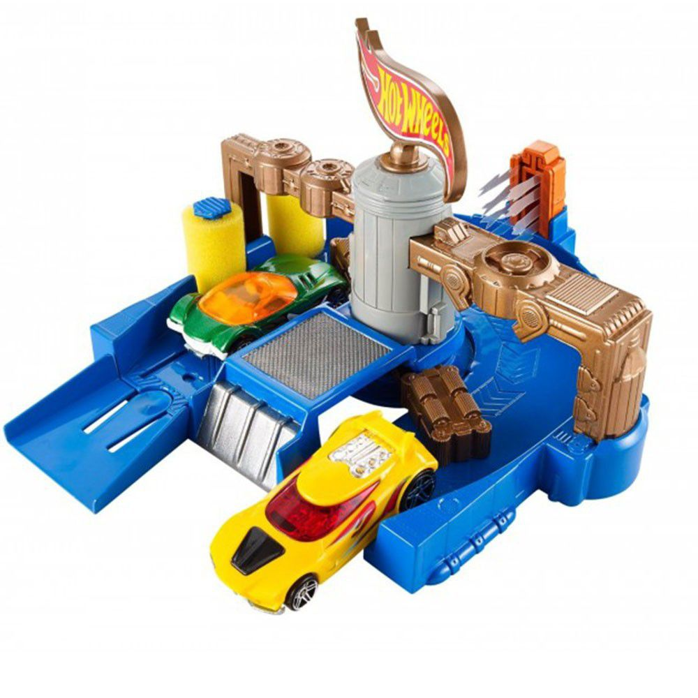 hot wheels city clean ride car wash playset buy online in south africa. Black Bedroom Furniture Sets. Home Design Ideas