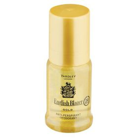 Yardley English Blazer Gold Roll On - 50ml