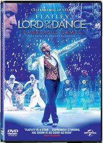 Michael Flatley: Lord Of The Dance: Dangerous Games (DVD)