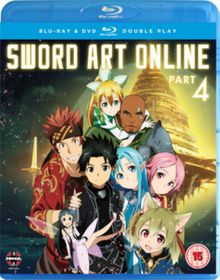Sword Art Online: Part 4 (Import Blu-ray)
