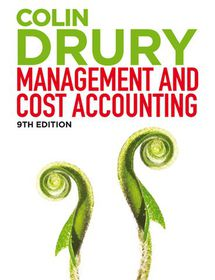 Management and Cost Accounting (with Student Manual and CourseMate) 9th Edition