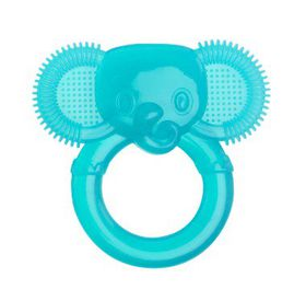 Bright Starts - First Bites Stage Teethers - Elephant