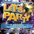 Let's Party! 15 Original Party Anthems - Various Artists (CD)