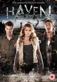 Haven Season 4 (Import DVD)