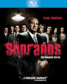 The Sopranos Series 1-6 (Parallel Import - Blu-ray)