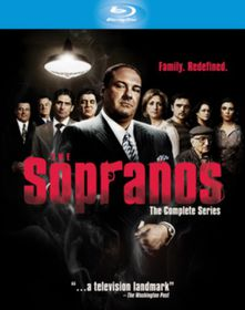 The Sopranos Series 1-6 (Blu-ray)