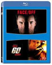Gone in 60 Seconds / Face Off (Blu-ray)