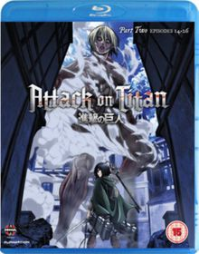 Attack On Titan: Part 2 (Import Blu-ray)