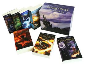 Harry Potter Boxed Set Complete Collection
