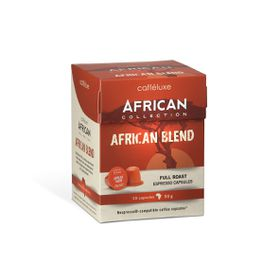 Caffeluxe - African Collection - African Blend