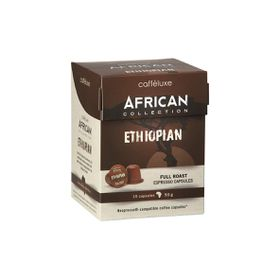 Caffeluxe - African Collection - Ethiopian