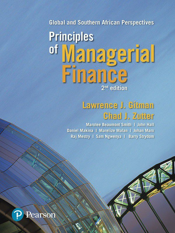 principles of managerial finance by gitman 12th edition solution manual Top reasons to buy principles of managerial finance gitman 14th edition solutions manual from us: best price: your motto is to go for the least and our policy is to reduce costs as low as possible like principles of managerial finance gitman 14th edition solutions manual.