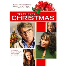 So This is Christmas (DVD)