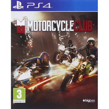 Motorcycle Club Ps4 Buy Online In South Africa Takealot Com