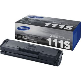 Samsung MLT-D111S Black Laser Toner Cartridge