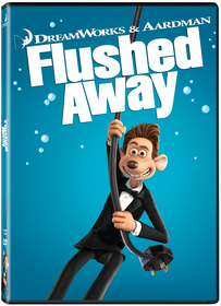 Flushed Away (2006)(DVD)