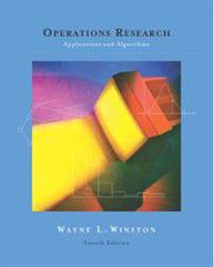Operations research applications and algorithms buy online in operations research applications and algorithms fandeluxe Images