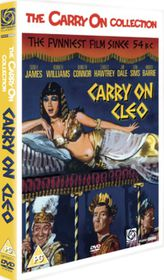 Carry On Cleo                  - (Import DVD)