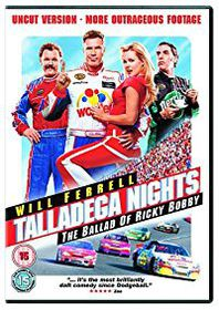 Talladega Nights The Ballad of Ricky Bobby (DVD)