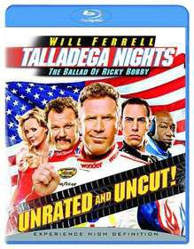 Talladega Nights:The Ballad Of Ricky Bobby (Blu-ray)