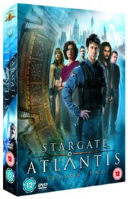 Stargate Atlantis - Season 2     - (Import DVD)