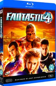 Fantastic Four - (Import Blu-ray Disc)
