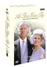 As Time Goes By Series 5-9 Box Set (DVD)