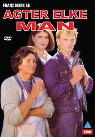 Agter Elke Man The Movie (DVD)