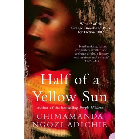 Half Of A Yellow Sun Book