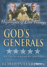 God's Generals Highlights & Live Footage Vol 12 by Roberts Liardon (DVD)