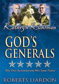 God's Generals Kathryn Kuhlman Vol 11 by Roberts Liardon (DVD)