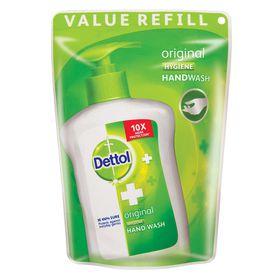Dettol Hygiene Liquid Hand Wash Original Refill - 200ml