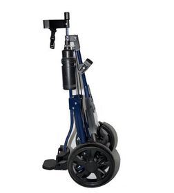 GolfitSA - Navy 3 Wheeler Cart