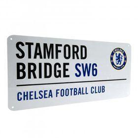 Chelsea F.C. Street Sign