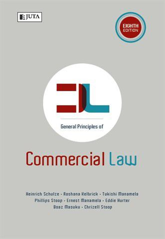 Unisa books academic books buy online at takealot general principles of commercial law 8th edition fandeluxe Choice Image