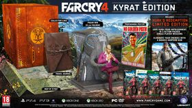 Far Cry 4 (Kryat Edition) (Xbox One)
